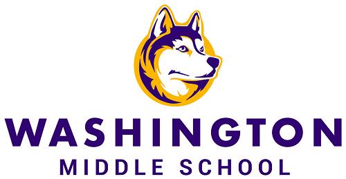 Washington Middle School logo